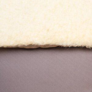 Ratu guļammaiss ar aitas vilnas oderi