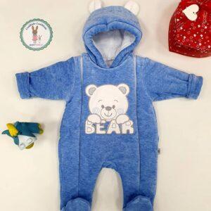 Kombinezons jaundzimušajiem BEAR
