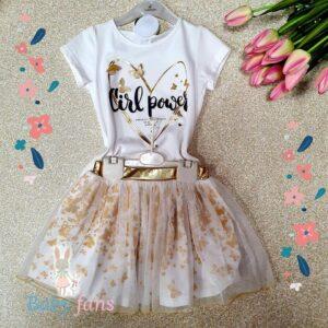 Bērnu kleita Blosset