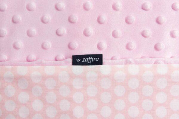 Мягкое одеяло-пледик minky 75 x 100см
