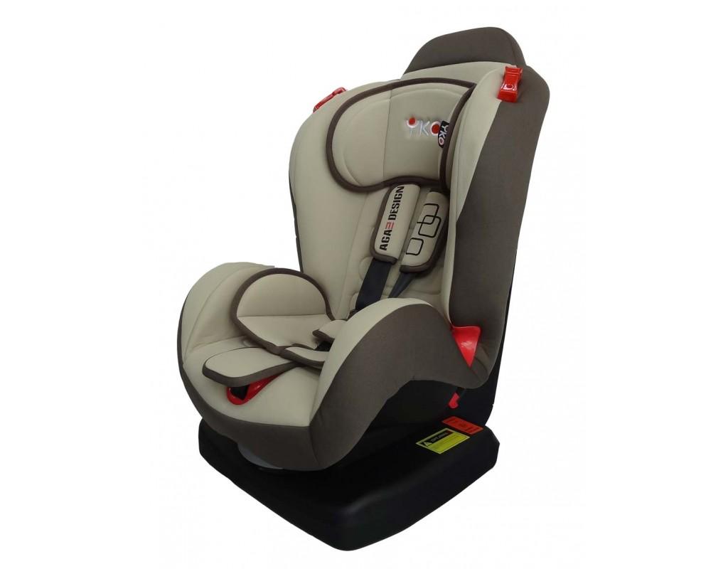 Aga Design YKO Autokrēsliņš bēša