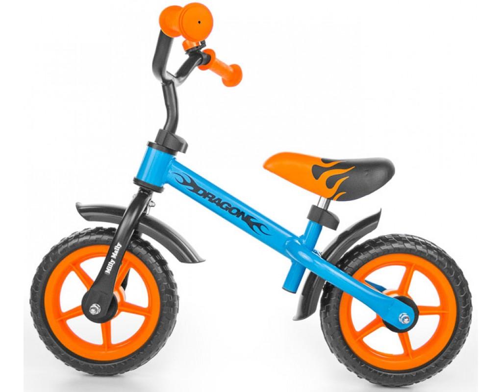 Bērnu skrējritenis ar matālisko rāmi 12′