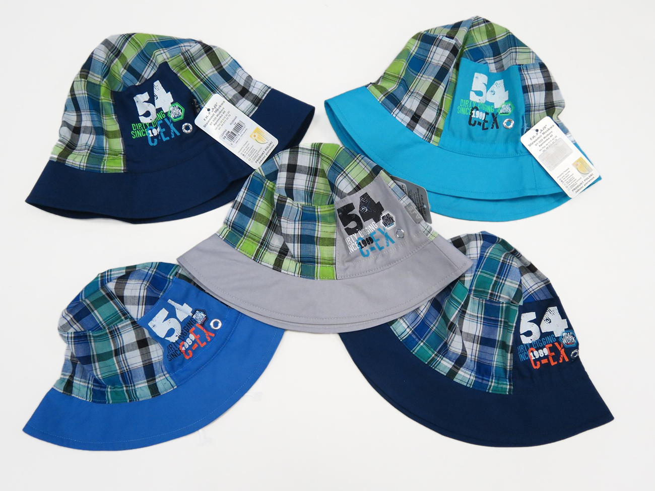 Рavasaris-vasara bērnu cepure