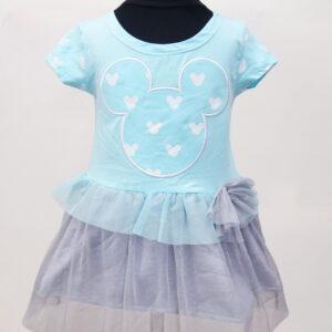 Bērnu kleita BUTTON