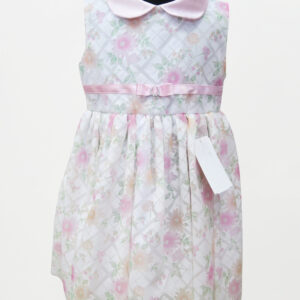 Bērnu kokvilna kleita