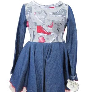 Bērnu kleita DZINS