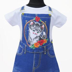 Bērnu kleita Minoti