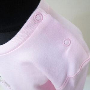 Bērnu kostīms lācis uz rozā
