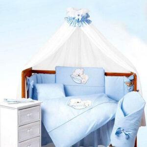 Bērnu gultas veļas komplekti