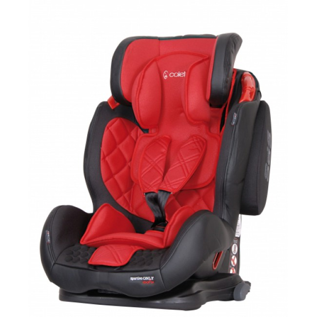 Coletto Sportivo Only – автокресло  9-36 кг
