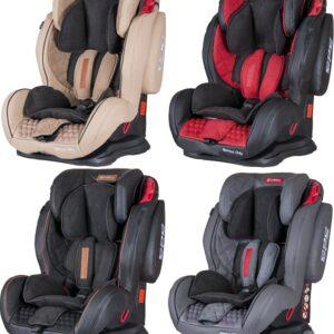 Bērnu autokrēsls Coletto Sportivo ONLY izofix (9-36kg)