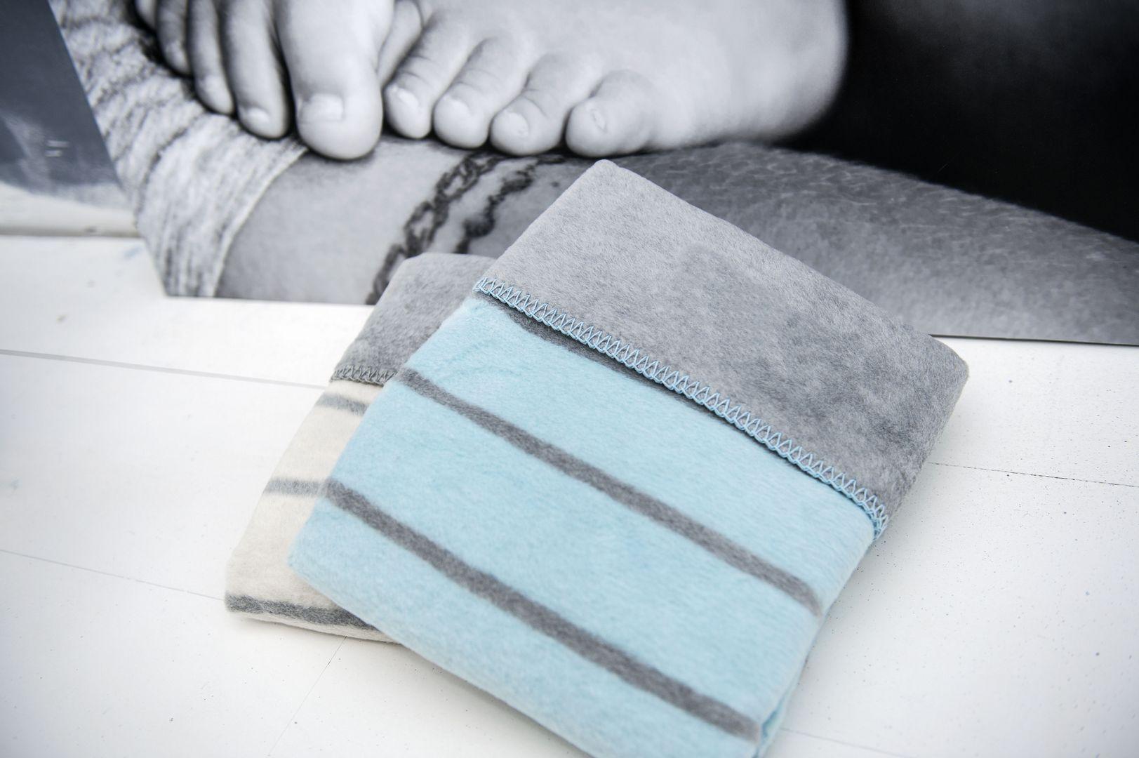 Детское хлопковое одеяло/плед, 75x100cm