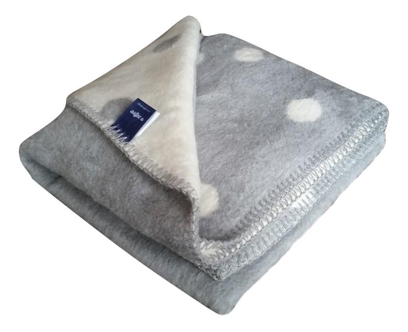 Детское хлопковое одеяло/пледик
