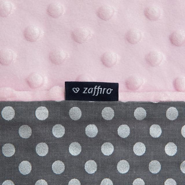 Двухсторонее одеяло-пледик из микрофибры (раз.75×100см)