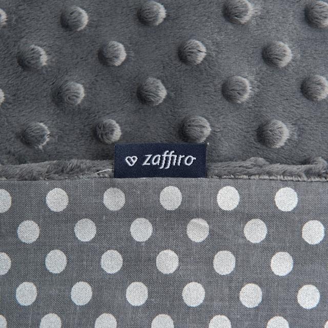 Мягкое двухсторонее одеяло-пледик из микрофибры ( размер 75 x 100см )