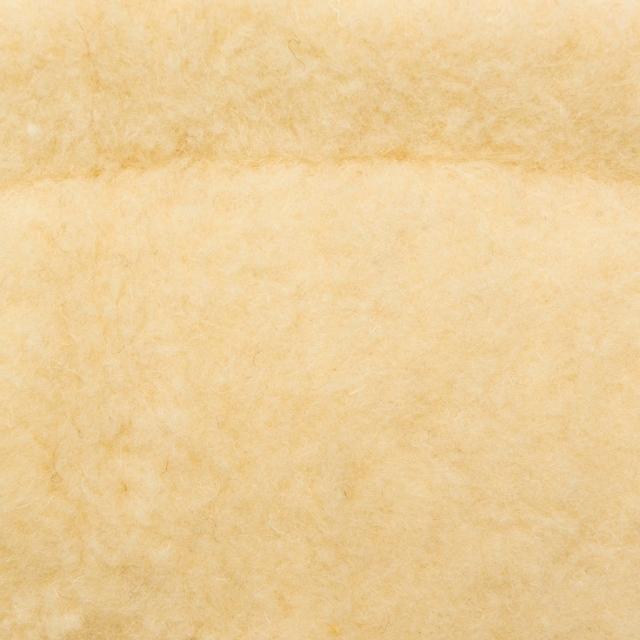 Спальный мешок на натуральной овчинке цвет корчневый