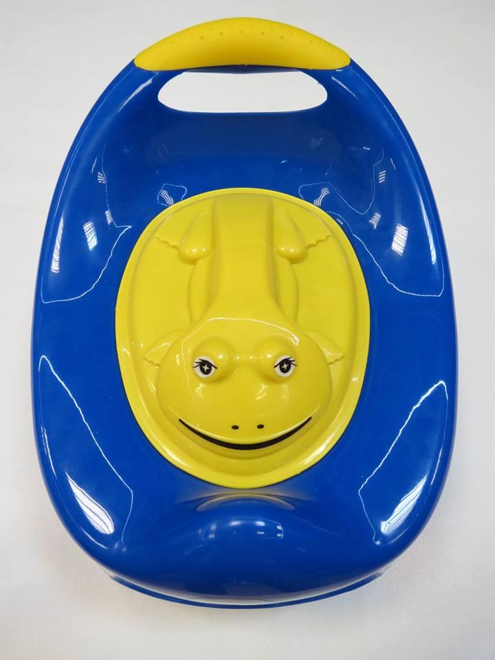 Музыкальный детский горшочек с крышечкой