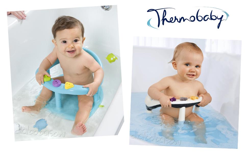 Французская компания THERMOBABY стульчик для купания