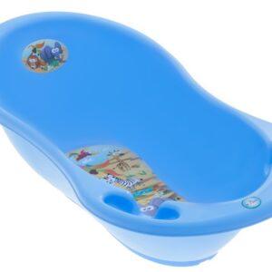 Klasiskā gluda,plašā bērnu vanna