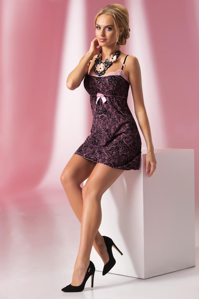 Donna ALEXIS nakts kleita