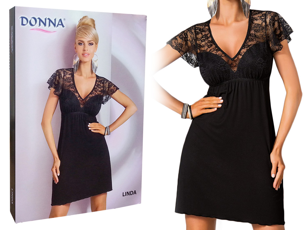 Donna LINDA nakts kleita