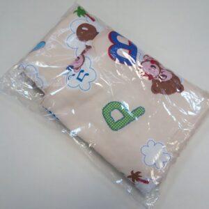 Комплект постельного белья для кукольной кроватки