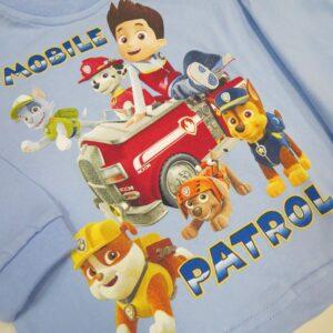 Bērnu kokvilnas pidžama zēniem 104-140