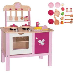 Bērnu virtuves un trauki