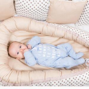 Гнёздышко – кокон для новорожденных - Babynest