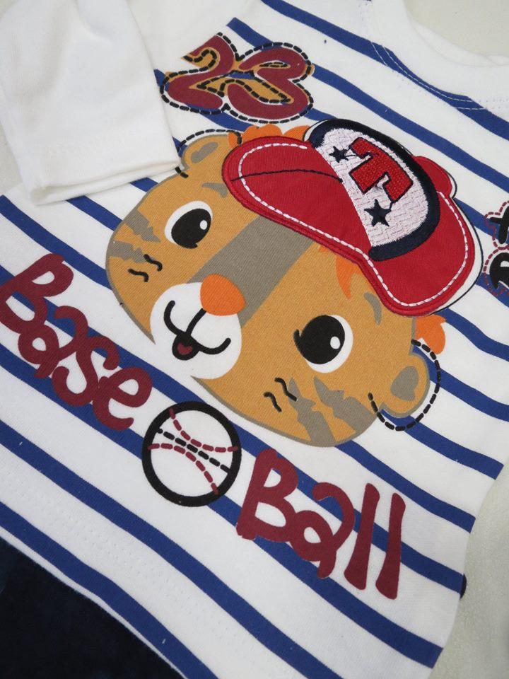 Костюм 3in1 Basse&Ball
