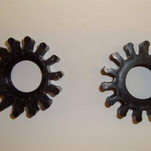 Тормозная звёздочка №2418 ( на колёса диаметр 12 и 14 дюймов )