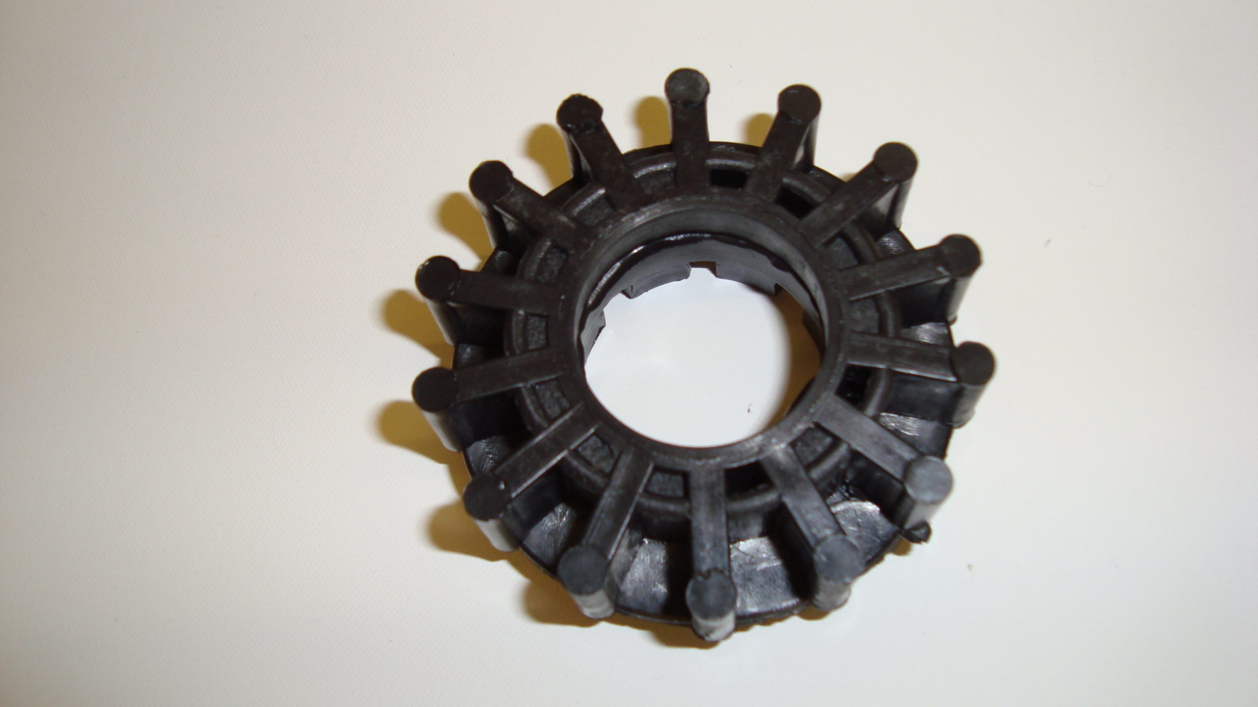 Тормозная звёздочка №2419 ( на колёса диаметр 12 и 14 дюймов )