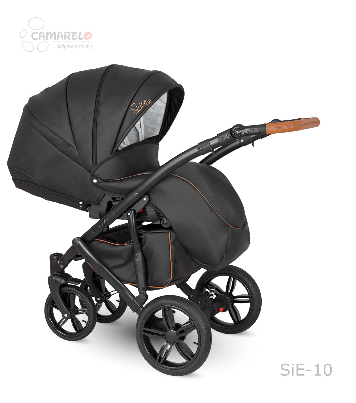 Коляска Sirion Eco NEW SIE-10
