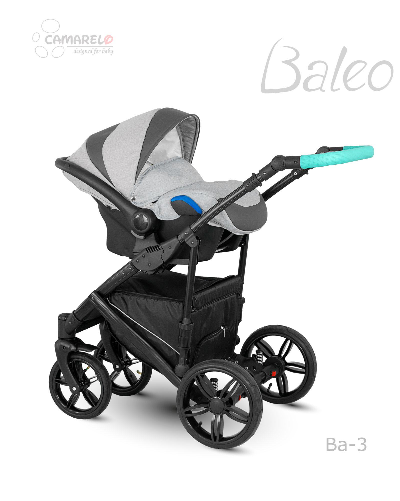 Коляска BALEO BA-3