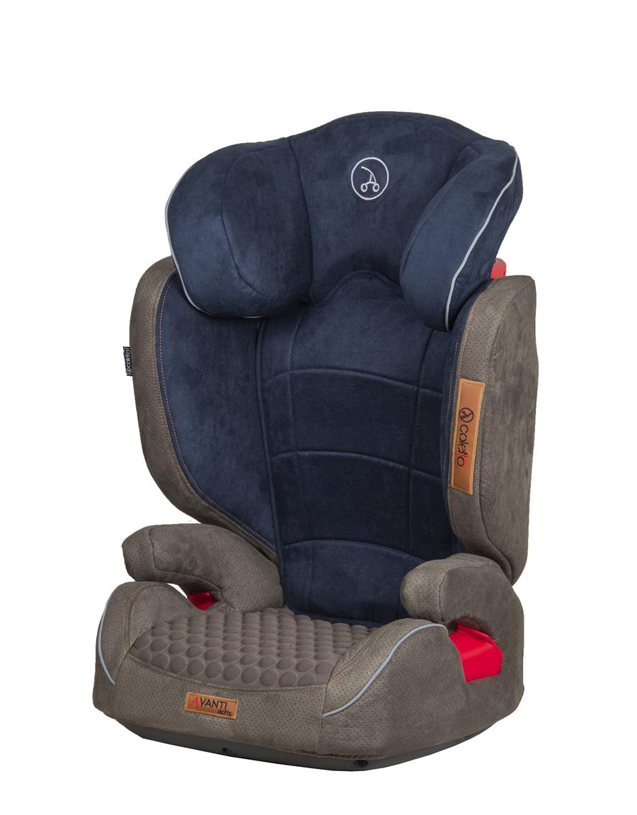 Autokrēsliņš Avanti isofix, 15-36 kg