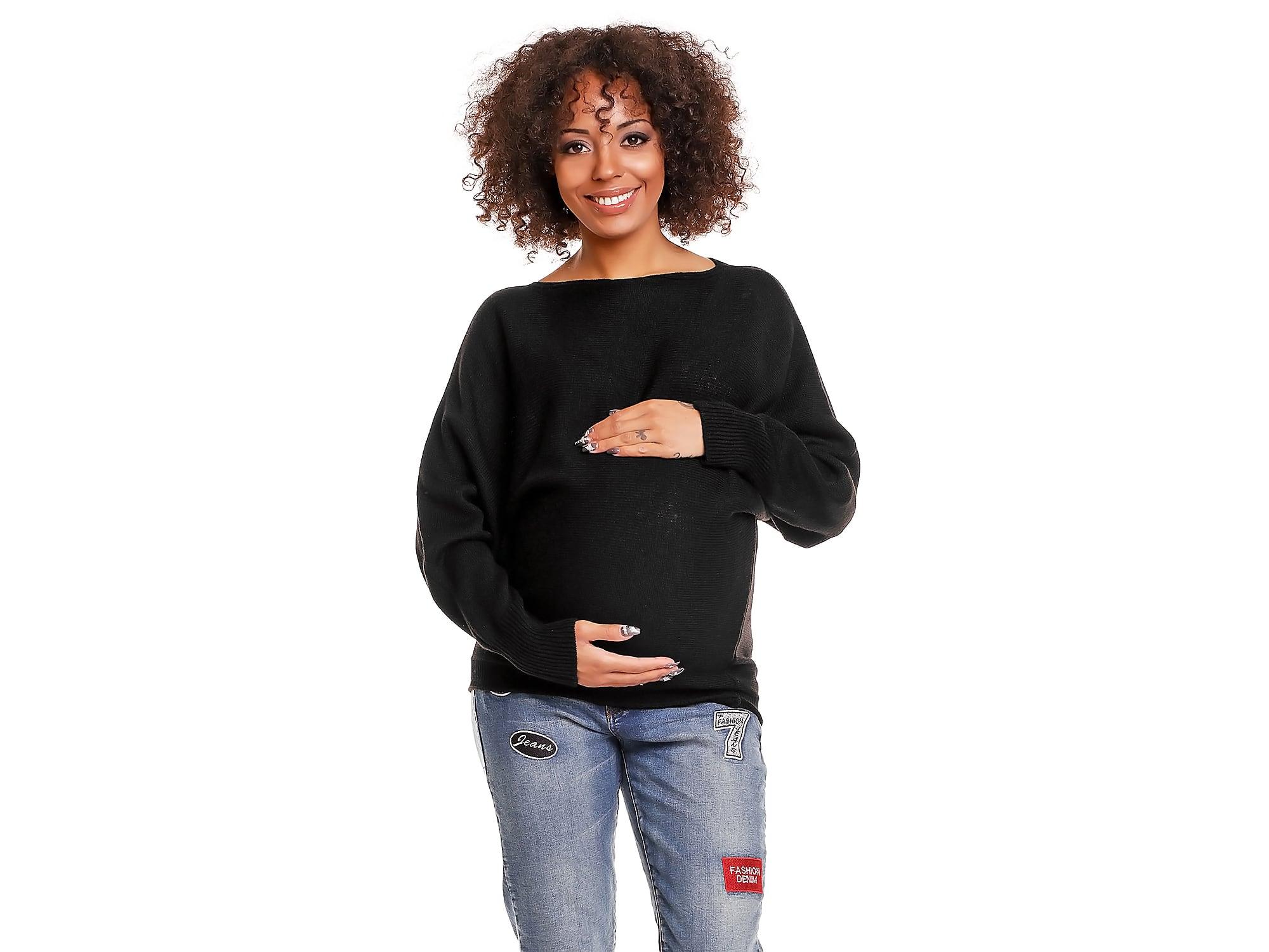 Džemperis grūtniecēm PEEKABOO Majka