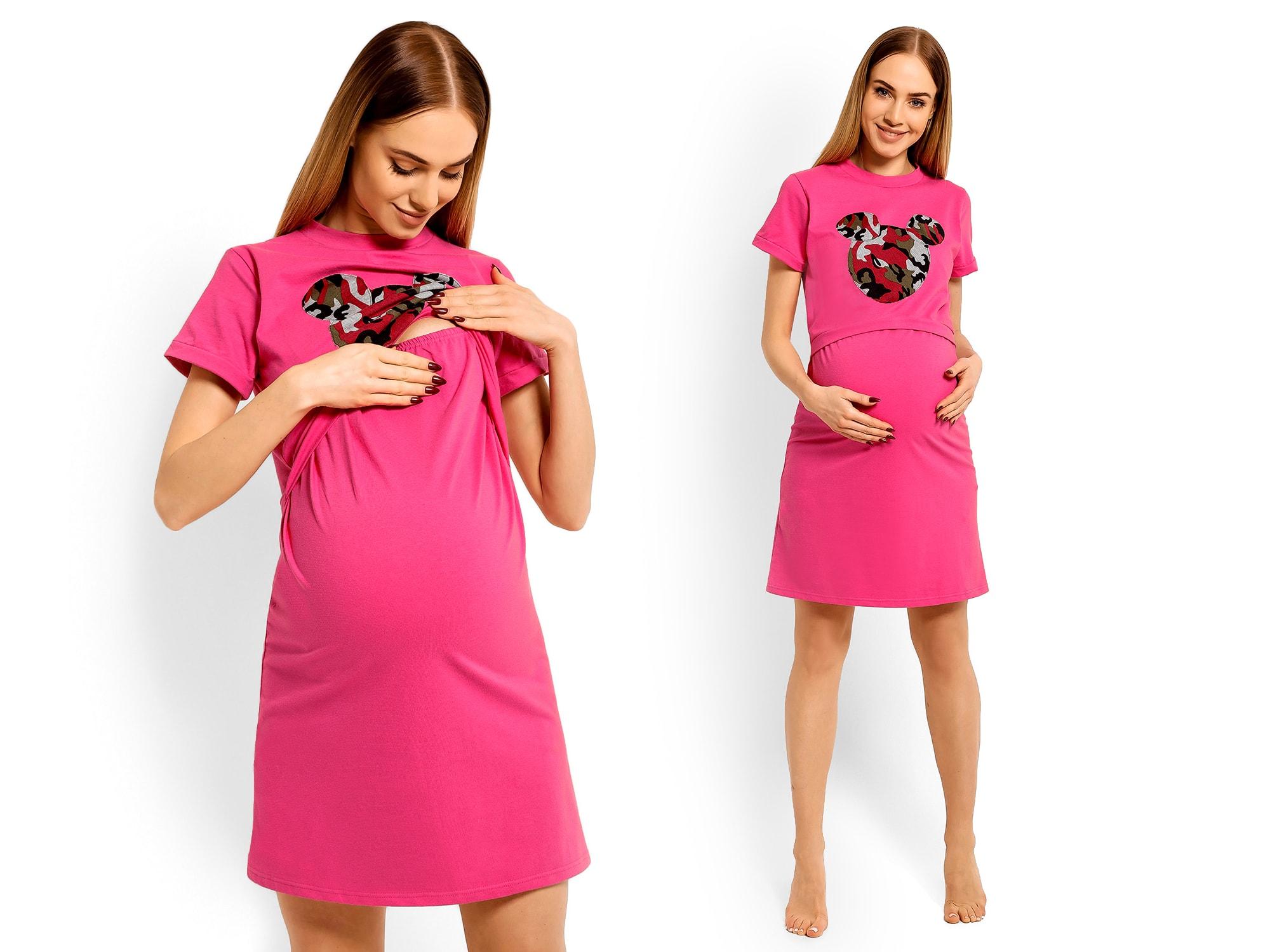 Ночная рубашка для беременных PEEKABOO