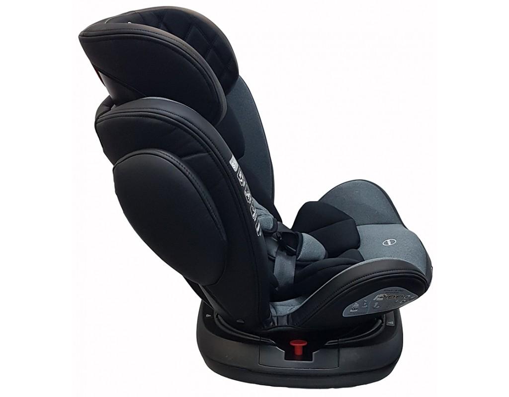 Autokrēsliņš  AGA2 HAMILTON  0-36 kg isofix