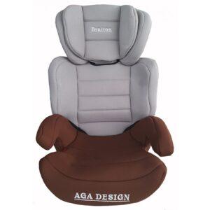 Autokrēsliņš AGA DESIGN BRAITON  15-36KG