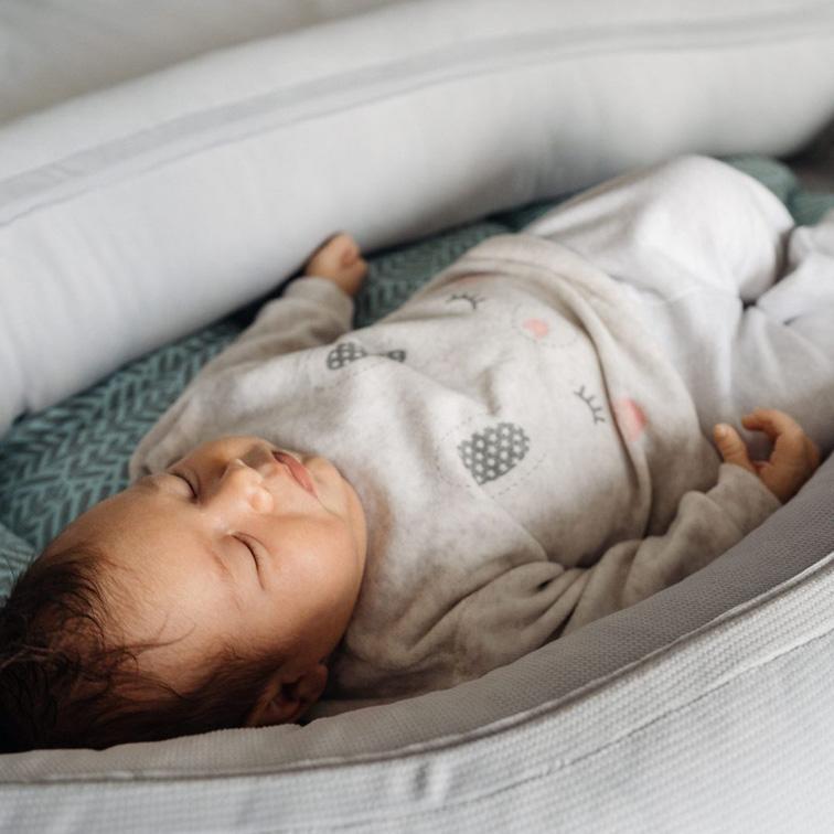 Гнездышко – кокон для новорожденных