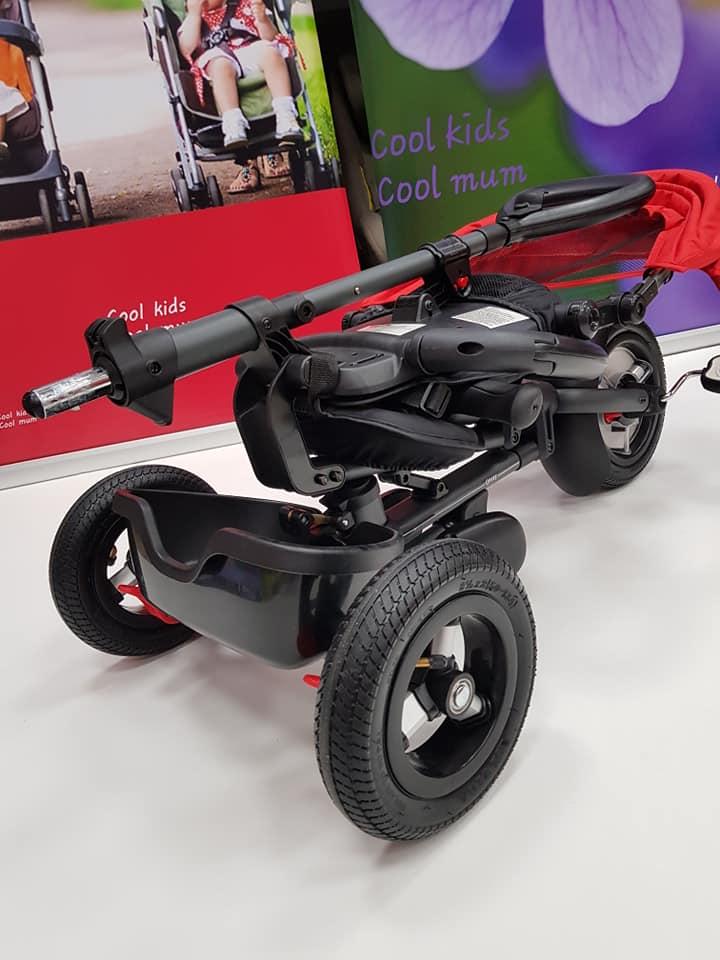 Детский трехколесный велосипед Qplay RITO