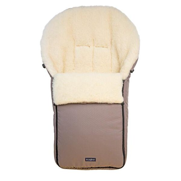 Спальный мешок на натуральной овчине MIX