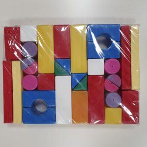 Кубики  конструктор