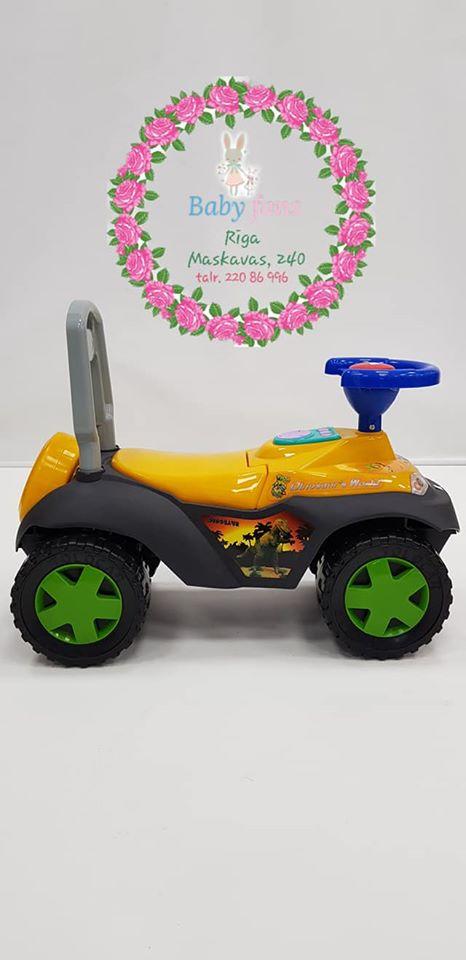 Bērnu stumjamā mašīna 2020-3