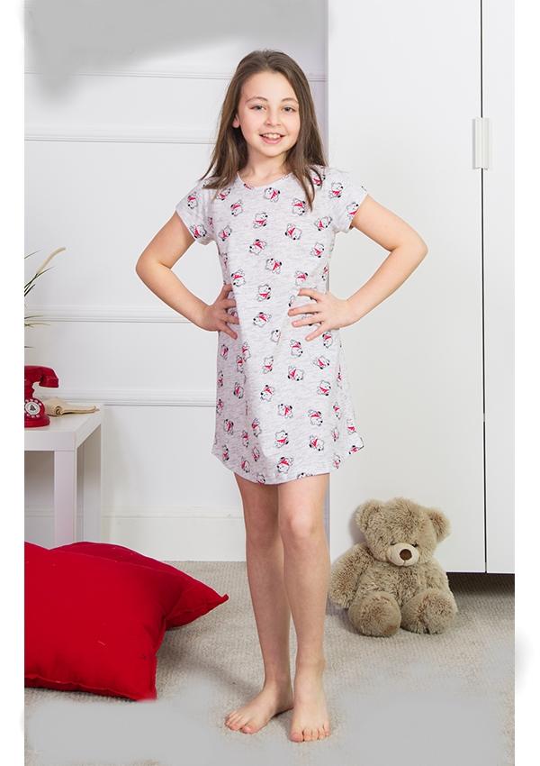 Пижама ночная сорочка для девочек