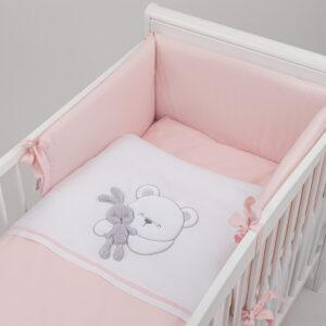 Bērnu gultas veļa komplekts Jaundzimušajam Tuttoline
