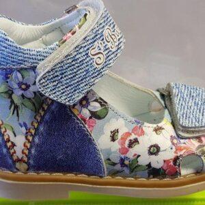 Обувь для девочек  FLOWERS