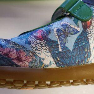 Обувь для девочек стиль БОХО