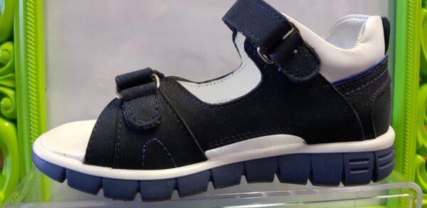 Обувь для мальчиков с двумя застёжками