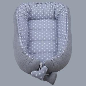 Многофунциональная подушка-гнездо для новорожденного Ми Ми mix